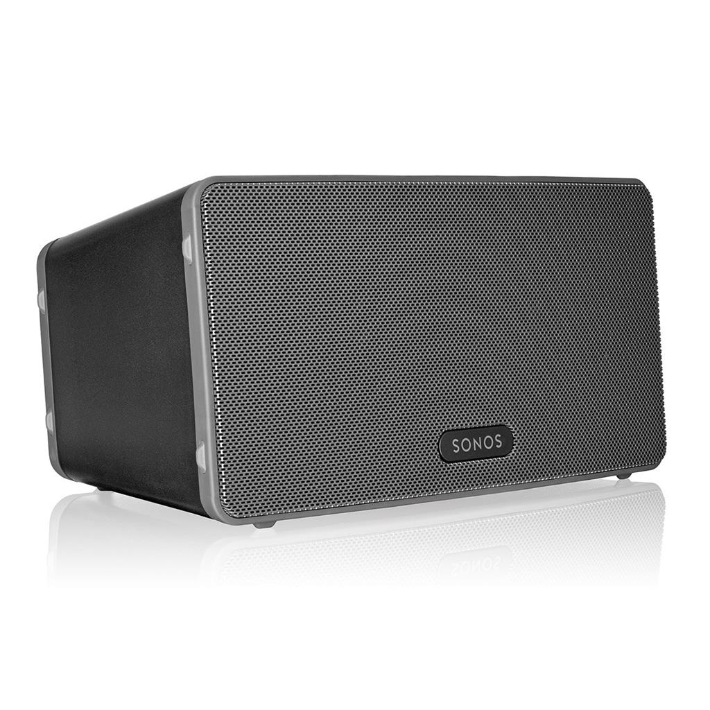 ENCEINTE MULTIROOM SONOS PLAY 3 NOIR + support