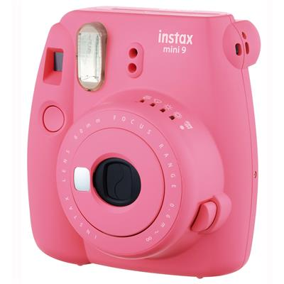 APPAREIL PHOTO FUJIFILM INSTAX MINI 9 (ROSE)