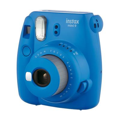 Appareil photo Fujifilm Instax Mini 9 bleu/ purple