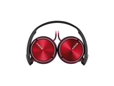 SONY MDR ZX310 RED