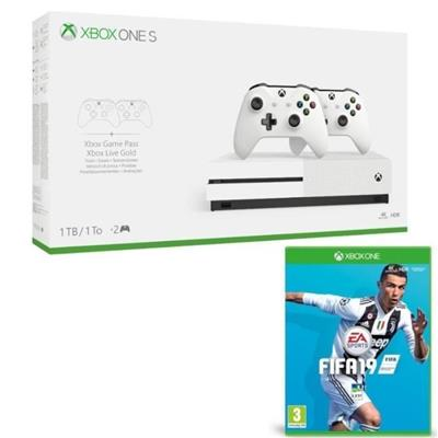 XBOX ONE S 1 TO FIFA 19