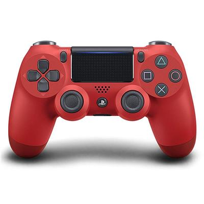 Manette PS4 Dualshock V2 rouge