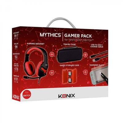 KONIX GAMER PACK SWITCH