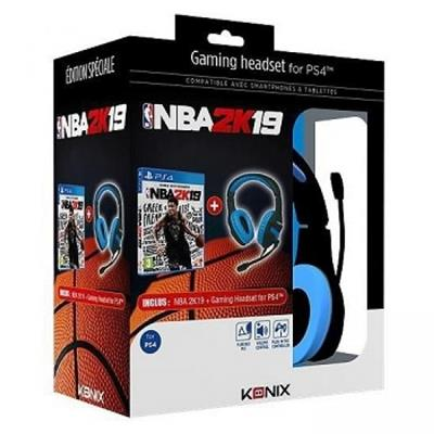 #KX Bundle PS400 + NBA 2K19