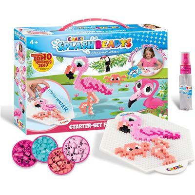 SPLASH BEADYS - Starter Set - Flamingo