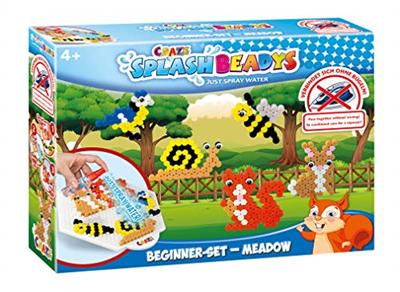 SPLASH BEADYS - Beginner Set - Meadow animals