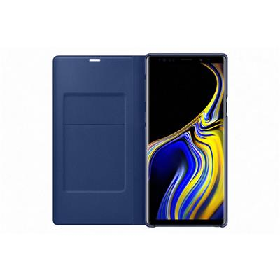 LED VIEW COVER OFFICIELLE SAMSUNG NOTE 9 BLEUE