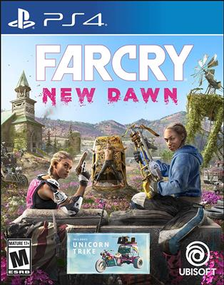 FAR CRY NEW DAWN PS4 VF