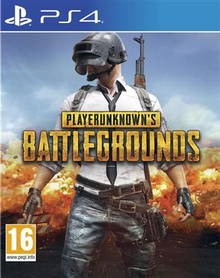 PlayerUnknown's Battlegrounds PUBG PS4