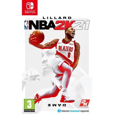 JEU SWITCH NBA 2K21 STANDARD