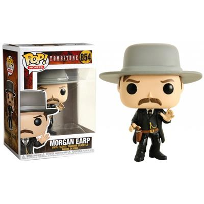 POP TOMBSTONE - MORGAN EARP