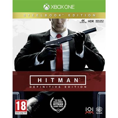 HITMAN DEFINITIVE EDITION (DAYONE ED) XBOX ONE