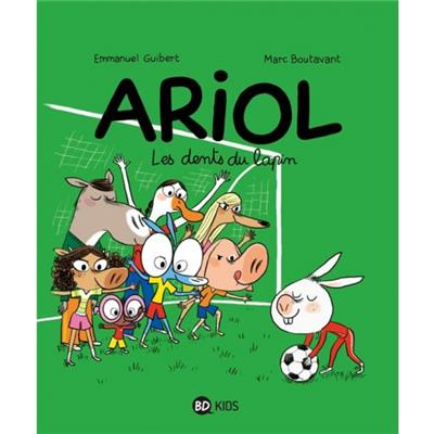 ARIOL T09 - LES DENTS DU LAPIN