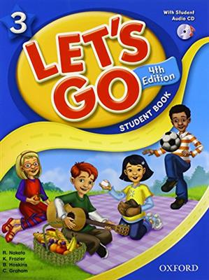 Let's go 3  Student's Book with Audio CD Pack